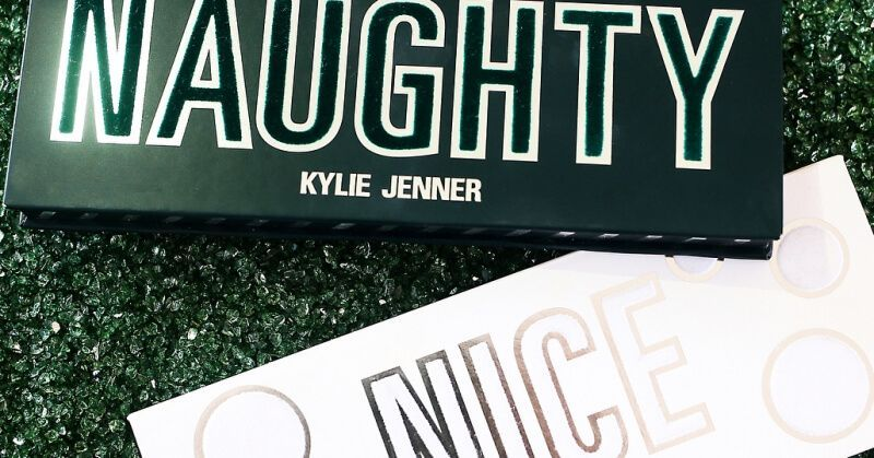 Kylie Cosmetics Holiday Collection 2017