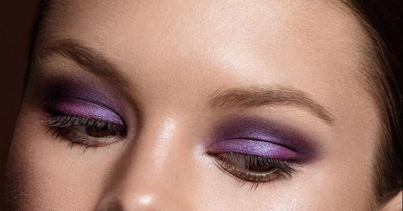 Kylie Cosmetics Purple Palette Swatches 2017