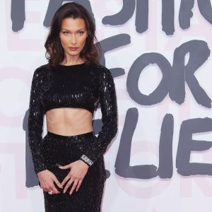 Cannes 2018 Black Dress