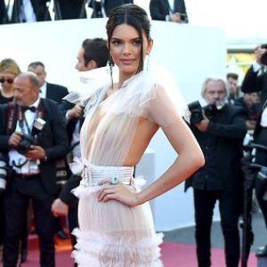 Cannes 2018 White Dresses