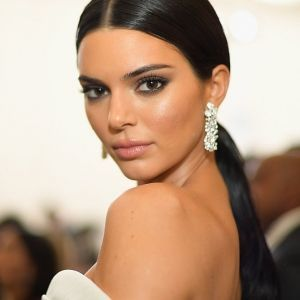 Kendall Jenner White Dress Met Gala 2018 Off White