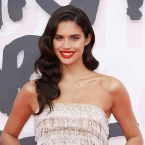 Sara Sampaio See Through Roberto Cavalli Dress Cannes Red Carpet 2018 Fashion for Relief
