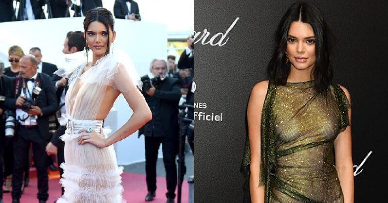 Kendall Jenner Cannes 2018 Dresses