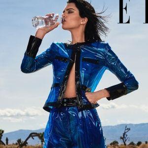 Kendall Jenner Dresses Elle Magazine Cover 2018 June Issue