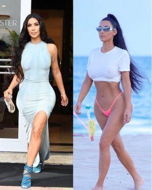 Kim Kardashian Miami Outfits Over the Years